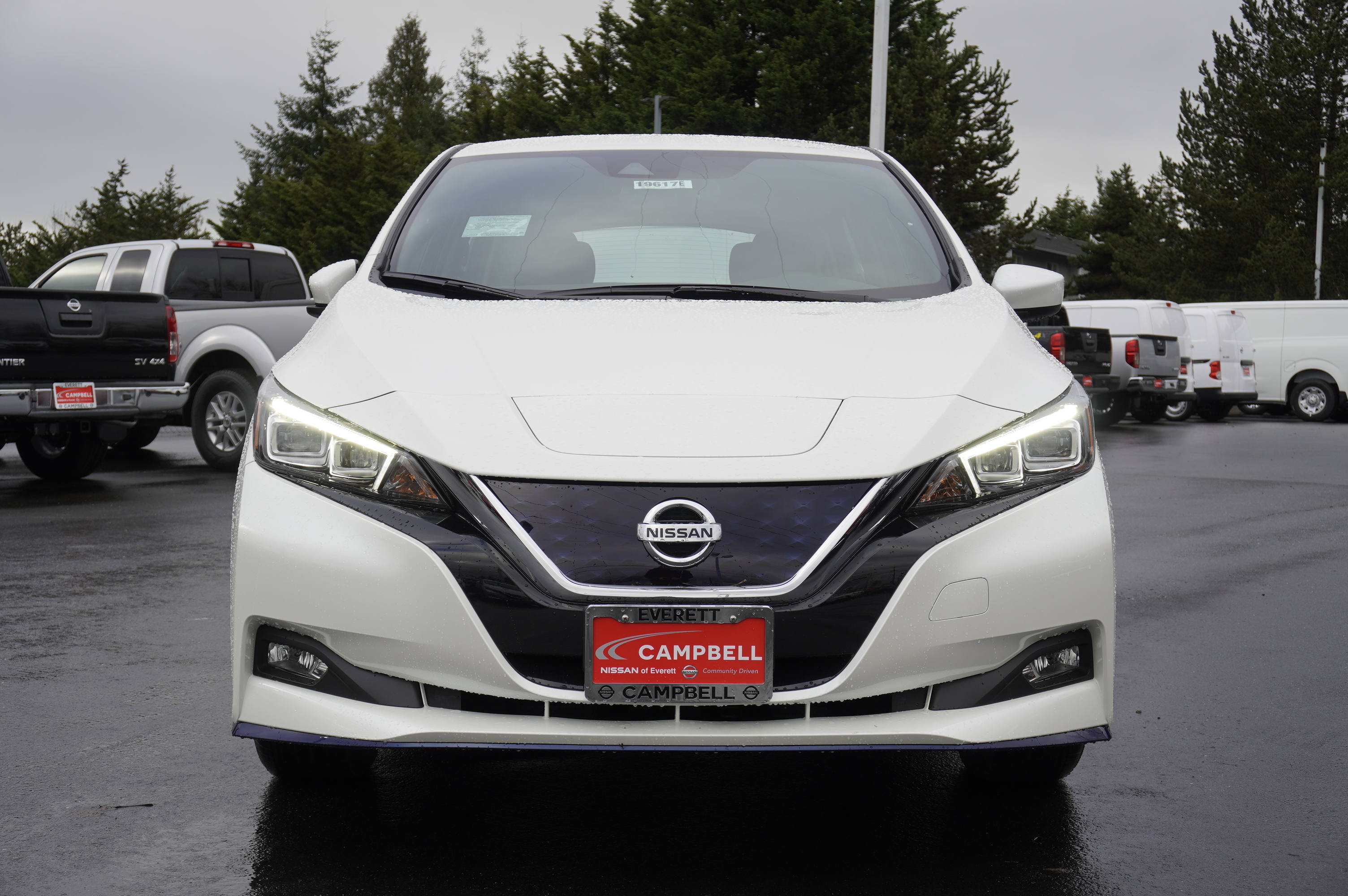 New 2019 Nissan Leaf SV Plus All Weather & Tech