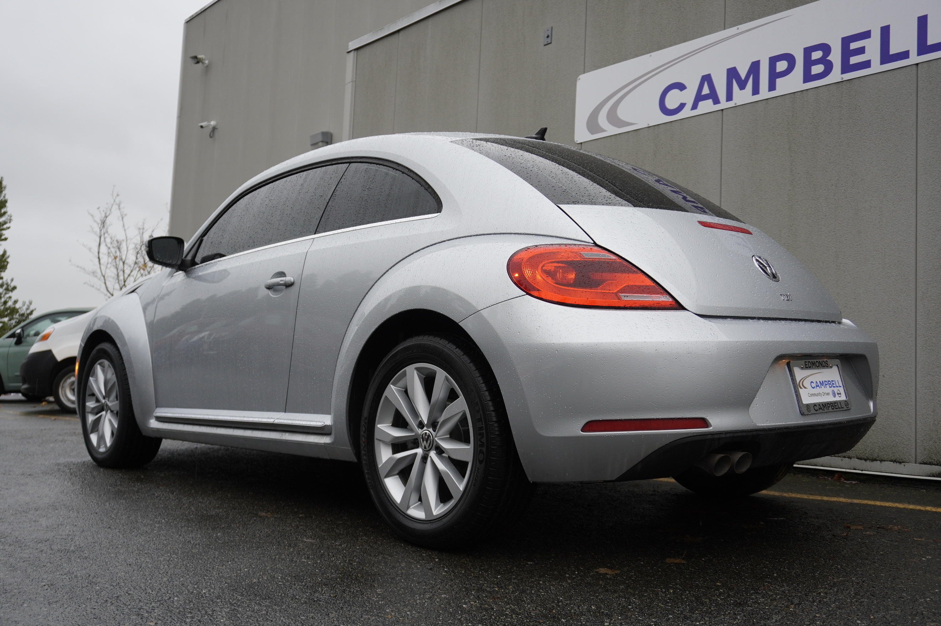 Certified Pre-Owned 2014 VOLKSWAGEN Beetle 2.0 TDI