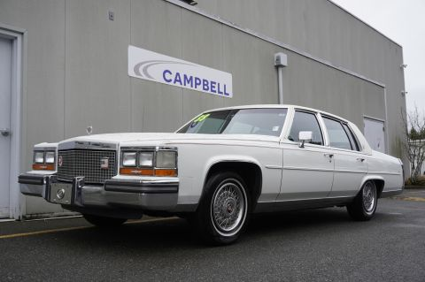 Pre-Owned 1988 Cadillac Brougham Base