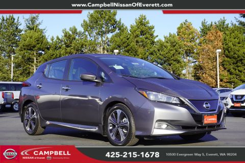 New 2020 Nissan Leaf SV All Weather