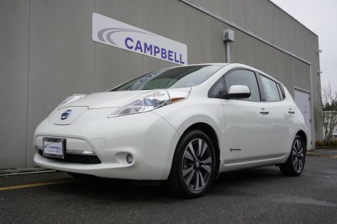 Certified Pre-Owned 2016 Nissan Leaf SL