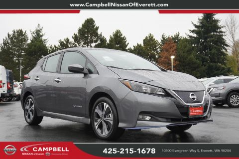 New 2019 Nissan Leaf SV Plus Lease $389/mo $1999 Down
