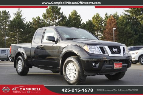 New 2019 Nissan Frontier SV w/Value Package