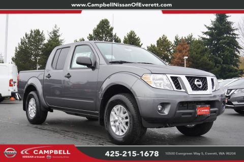 New 2019 Nissan Frontier SV Value Package