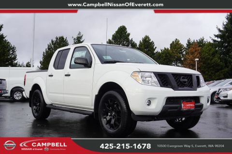 New 2019 Nissan Frontier SV Midnight Edition