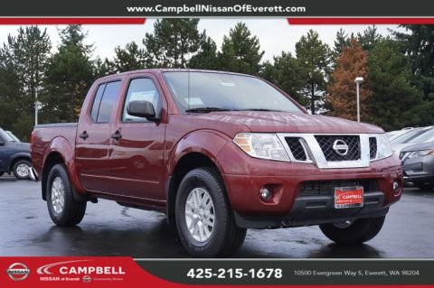 New 2019 Nissan Frontier SV w/ Value and Moonroof Pack