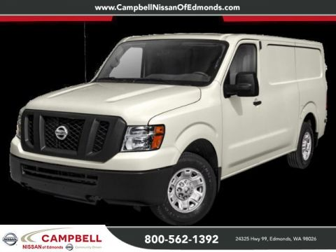 New 2020 Nissan NV Cargo 1500 S