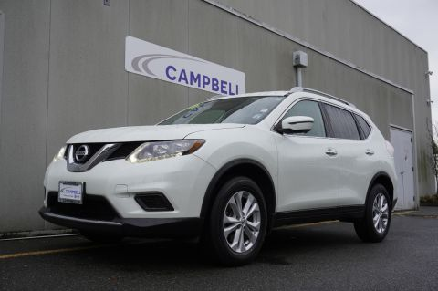 Certified Pre-Owned 2016 Nissan Rogue SV w/Premium & 3rd row seating