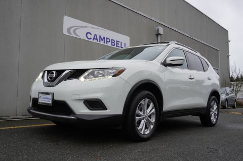Certified Pre-Owned 2016 Nissan Rogue SV w/Panoroof