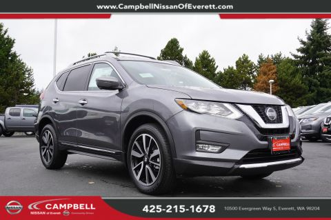New 2019 Nissan Rogue SL w/Premium Package