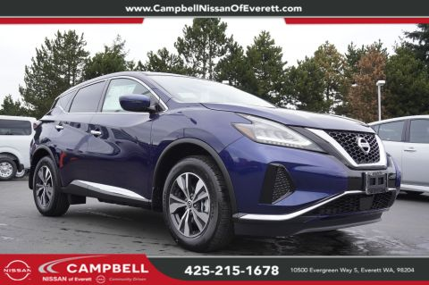 New 2020 Nissan Murano S Tech Package