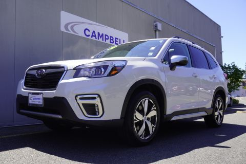Pre-Owned 2020 Subaru Forester Touring