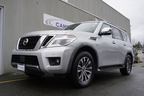 Certified Pre-Owned 2019 Nissan Armada SL